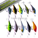 85mm 76g wholesale fishing tackle minnow hard plastic fishing lure