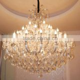 American Style Glass Arms Crystal Chandelier Home Decor Patriot Designer Pendant Lighting