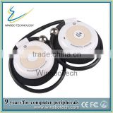 Bluetooth headphone after hanging sport MP3 headphones wireless headphones,wireless headset,bluetooth headset with mp3 fm radio