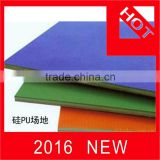 Multifunctional basketball court pvc laminate flooring outdoor basketball court flooring with high quality