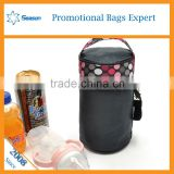 Mini Wholesale Wine Insulated rolling cooler bag