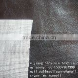 Artificial leather/ PU leather/ PVC leather/ car set leather/ sofa leather/ coated fabric
