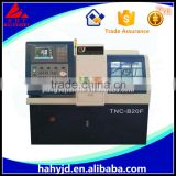 TNC-B15F/TNC-B20F Chinese Single Spindle Swiss Type CNC Automatic Lathe with Bar Feeder