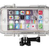 "New arrival For iPhone 6s water Proof Cover Case For iPhone 6 4.7"" Waterproof Shell With Camera"