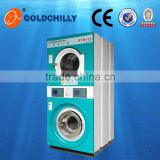 INquiry about 8kg, 10kg, 12kg hotel commercial washer extractor/large automatic washer extractor dryer all in one with energy saving for sale