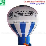 pvc advertisement popular gaint lighted outdoor balloon, advertising inflatables balloon