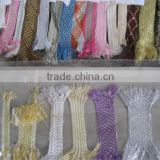 fancy braiding machine for fancy products used as decoration on garment, shoes, hair accessories