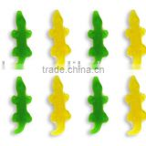 Animal Shape Gummy Candy With Crocodile (small soft candy/confectionery)