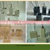 natural stone bathroom accessories