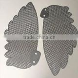 SUS304 316 photo etch screen/metal etched wholesale wind spinner parts (factory supplier)