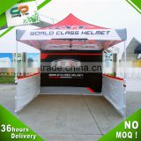 3x3m commercial branded marquee even folding tent