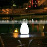 Led remote control charging waterproof egg-shaped light