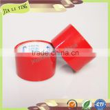 Colored Strong Adhesion Acrylic Packaging Tape Coating with Bopp film Material