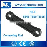 Hilti Power Tool Spare Parts TE 46 TE 50 TE 58 Hammer Drill Parts Nylon Connecting Rod / Pleul