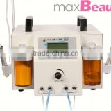 Beauty salon equipment 4 in 1 jet peel Crystal diamond dermabrasion machine for acne scar removal