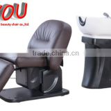 High-tech good quality electric shampoo chair for salon