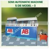 High-quality Best-price Areca leaf plates making machines/ Automatic & Semi Automatic machines