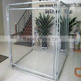 Customize new type dog kennel/house,galvanized/powder coated metal dog cage/crate, dog guardrail/fence,outdoor dog runs hot sale