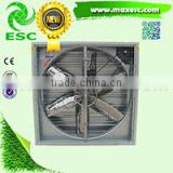 Axial wall mounted exhaust fan for facotry and farm wall mounted exhaust fan ventilation