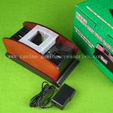 CBRL Verified Wooden Poker Card Shuffler For Hotel Gaming