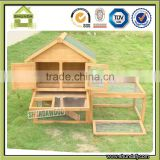 Wholesale backyard garden commercial Wooden rabbit hamster cages