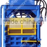 60Ton Vertical Baler for waste paper/PET bottle/coca-cola can