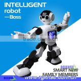 2016 Mini intelligent robot BOSS RK01 with App and voice motion control, robot toy