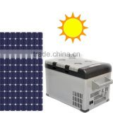 25L Portable Solar Powered DC Car Refrigerator