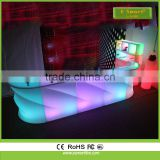 New design hotsale led bar counter /led furniture /nightclub furniture