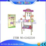 Wooden pretend play toys preschool kitchen kids and educational wooden toy