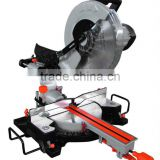 New Long Life Professional Electric Power Wood/Aluminium Cutting Machine 305mm Silent Motor Compound Miter Saw