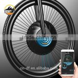 36V E-BIKE motor APP lithium battery Ebike Conversion Kit iMotor Wheel power mountain electric bicycle