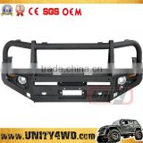 Unity manufacturer NEW MODEL WITH LAMP & STONE GUARD front bumper 4x4 bull bar for ranger