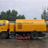 High Quality Vacuum Road Sweeper street sweeper