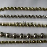 6mm silver metal ball chain curtains for room dividers