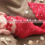 2016 New Style China Alibaba Wholesale Mermaid As Baby Photography Prop