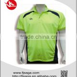 wholesale custom logo print golf polo shirt polyester spandex shirts for men with cheap price