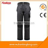 Mens Cargo Combat Work Wear Trousers With Knee Pad Pockets