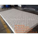 sand land gound protection heavy load temporary road mat