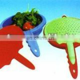 PP plastic strainer with lid