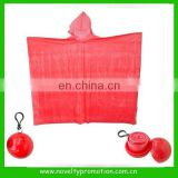 Custom Logo Disposable Ball Raincoat