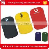 Promotional gift cheap anti slip rubber mobile phone pad for car
