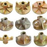 formwork accessory nut, coil nut, hex nut,wing nut, swivel wing nut,anchor nut, slope plate