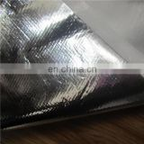 high quality reflective aluminium foil polymer adhesive roof sheeting