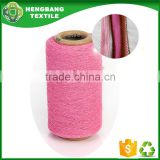 OE recycle cotton extra thick yarn 1 7 50% cotton 50% polyester blended for knitting carpet