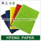 direct factory wholesale hard cover plastic file folder