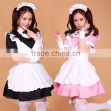 High Quality Lolita Girls Maid Dress Costume Anime Japanese Cosplay Sex Halloween Costume Sexy Fancy Dress                                                                         Quality Choice