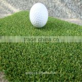 Artificial grass turf/carpet/mat for indoor golf and outdoor golf fields
