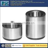 OEM china supplier cnc machining stainless steel drill bushing