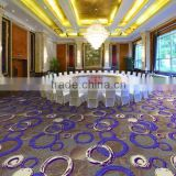 Polypropylene Wilton Carpet for Ballroom, Machine Made Carpet for Guestroom, Banquet Hall Carpet
